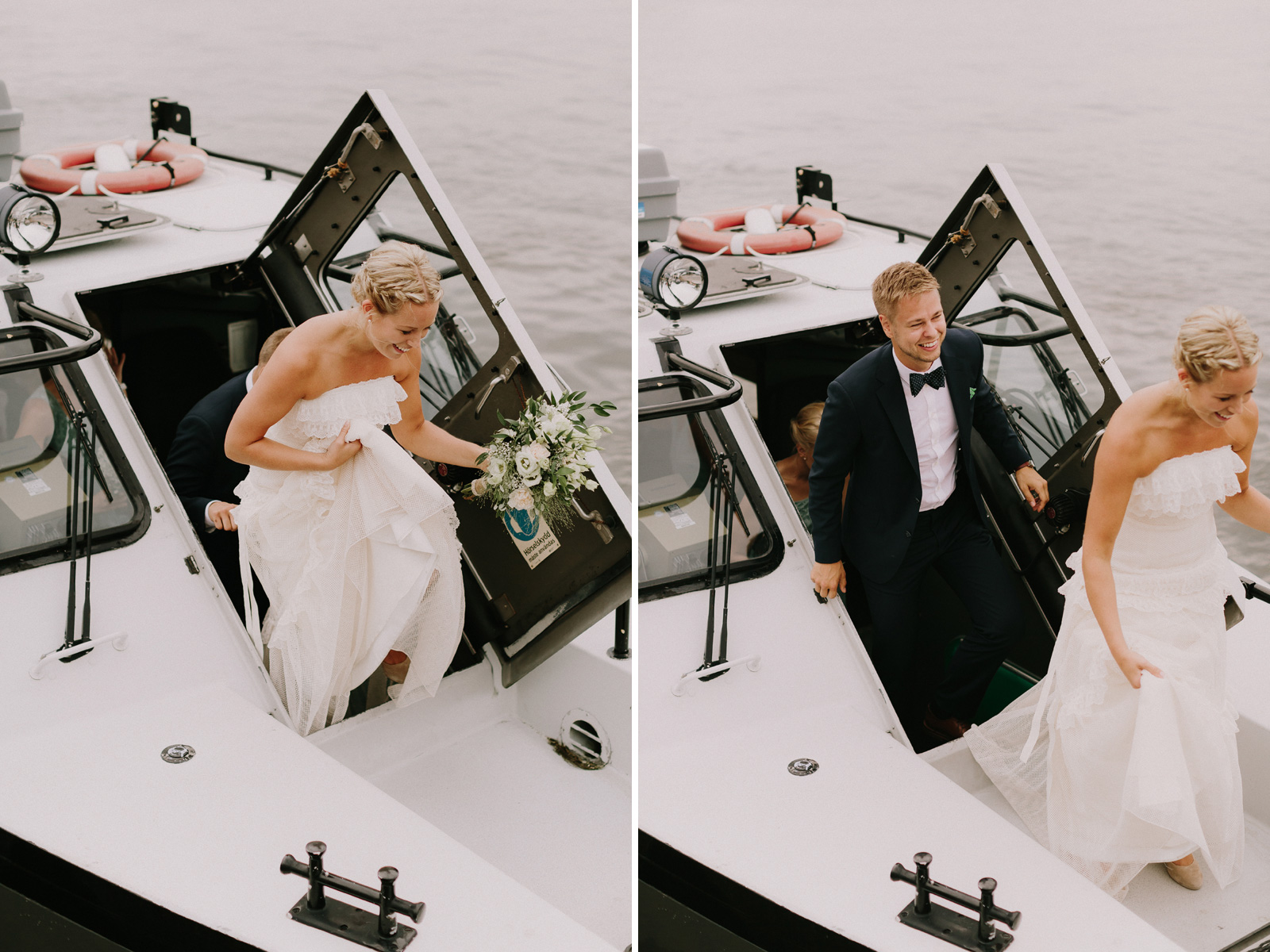 wedding-speed-boat