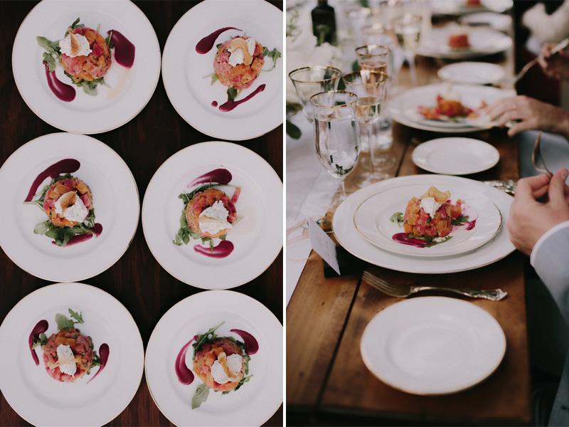 food-wedding-forest
