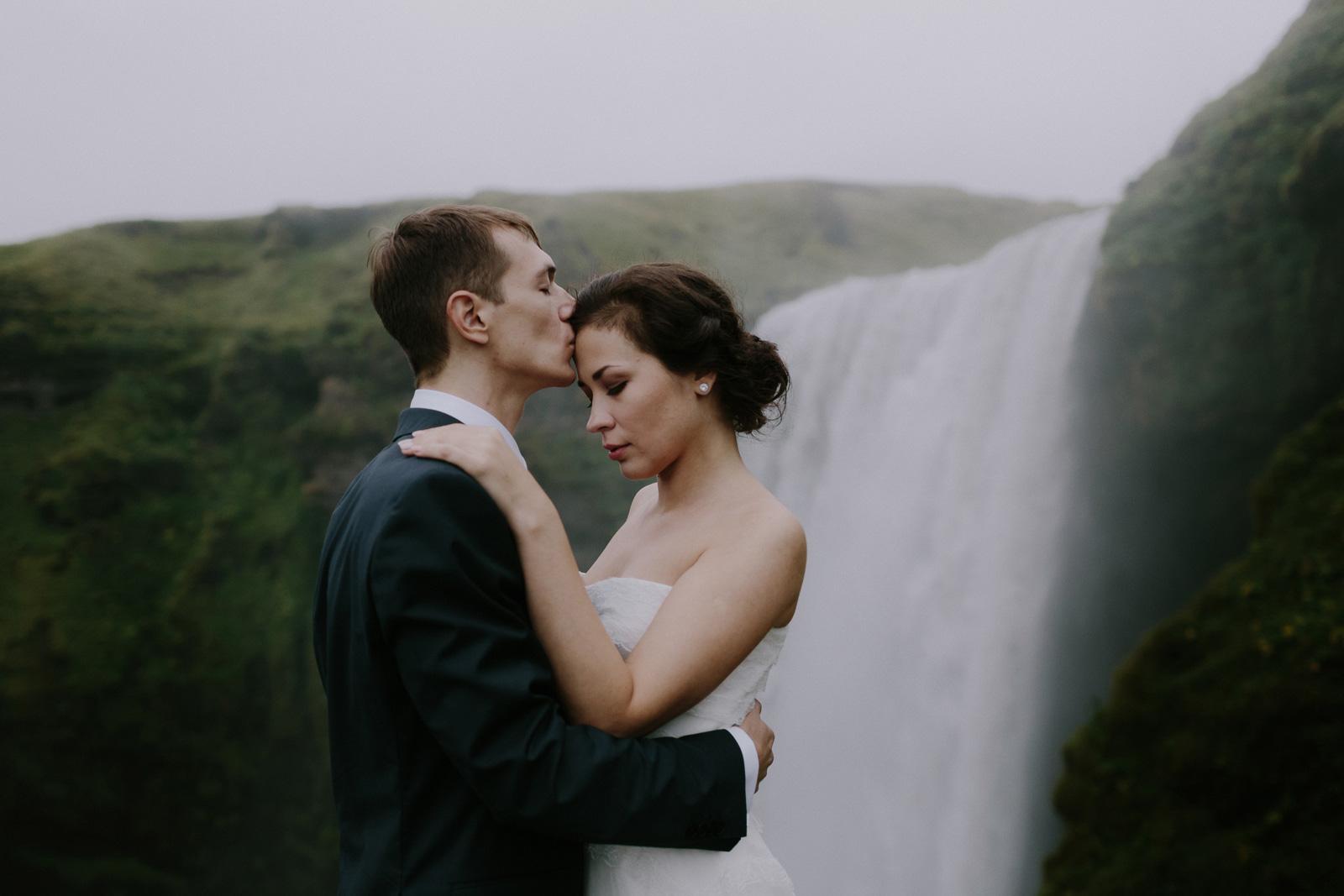 skogafoss-elopement-portraits