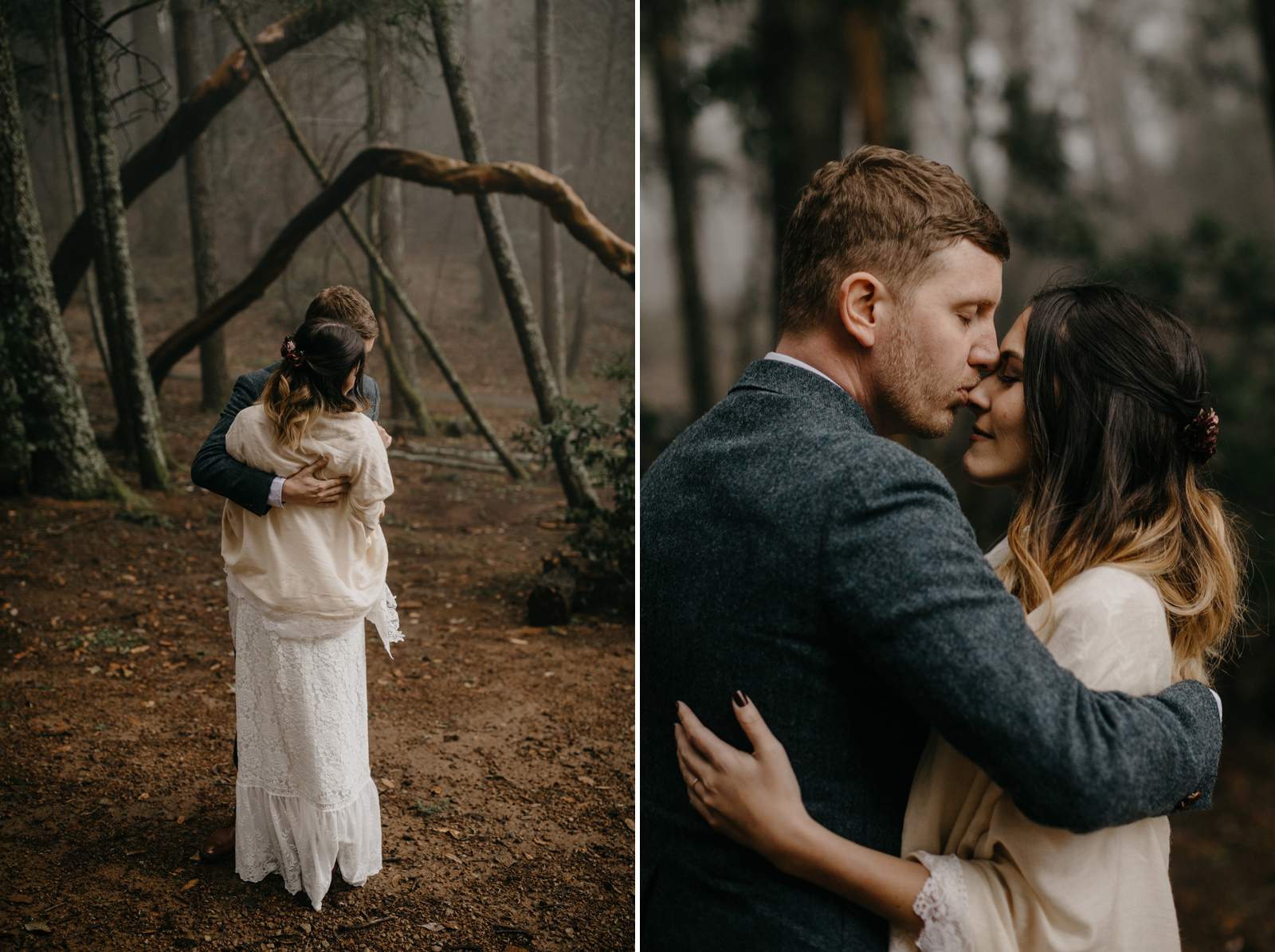 mount tamalpais elopement