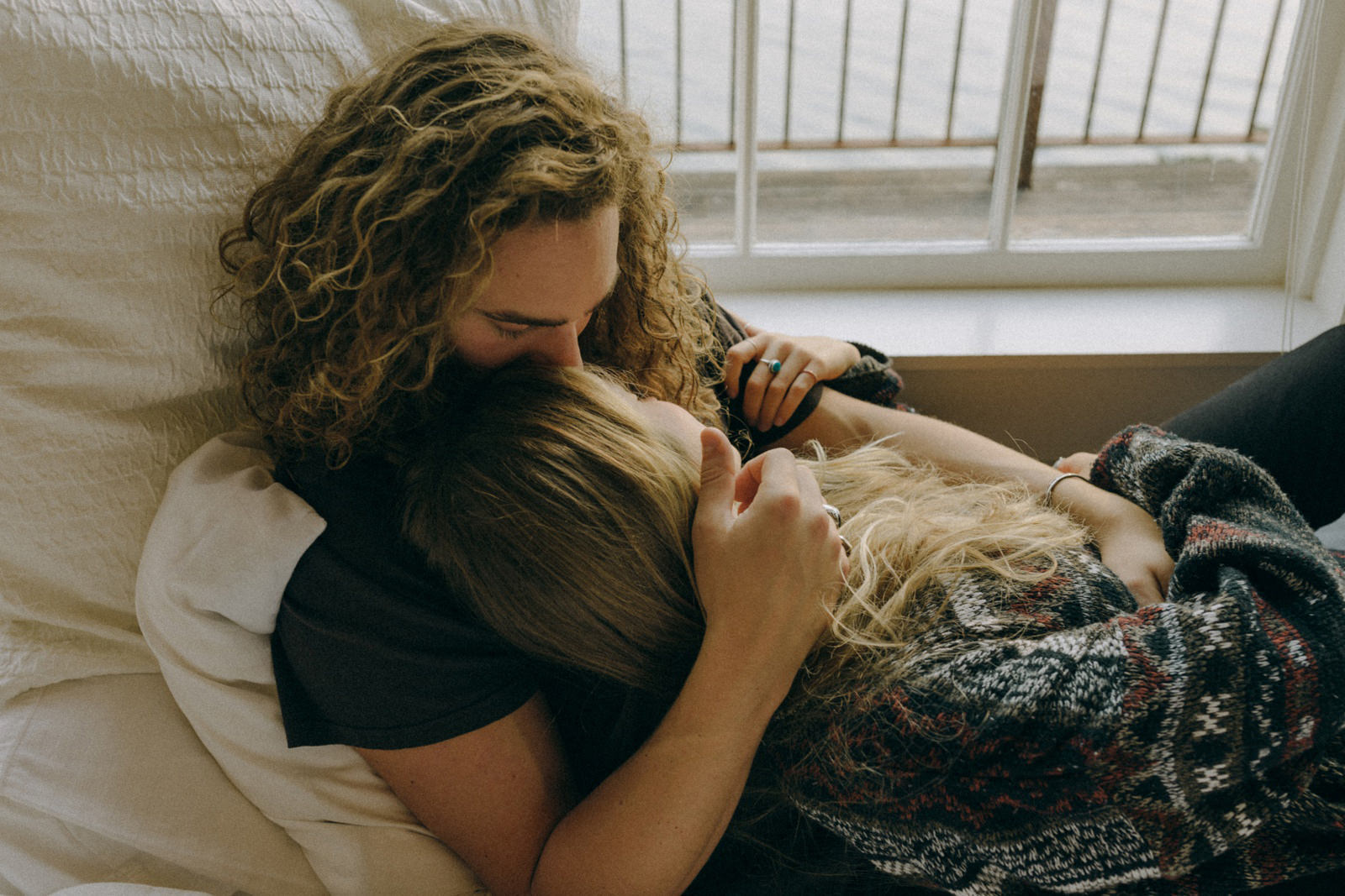 cinematic couples session
