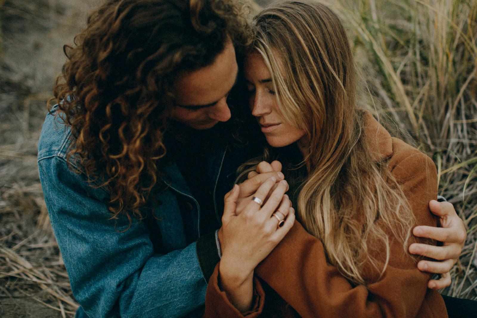 artistic couples portraits
