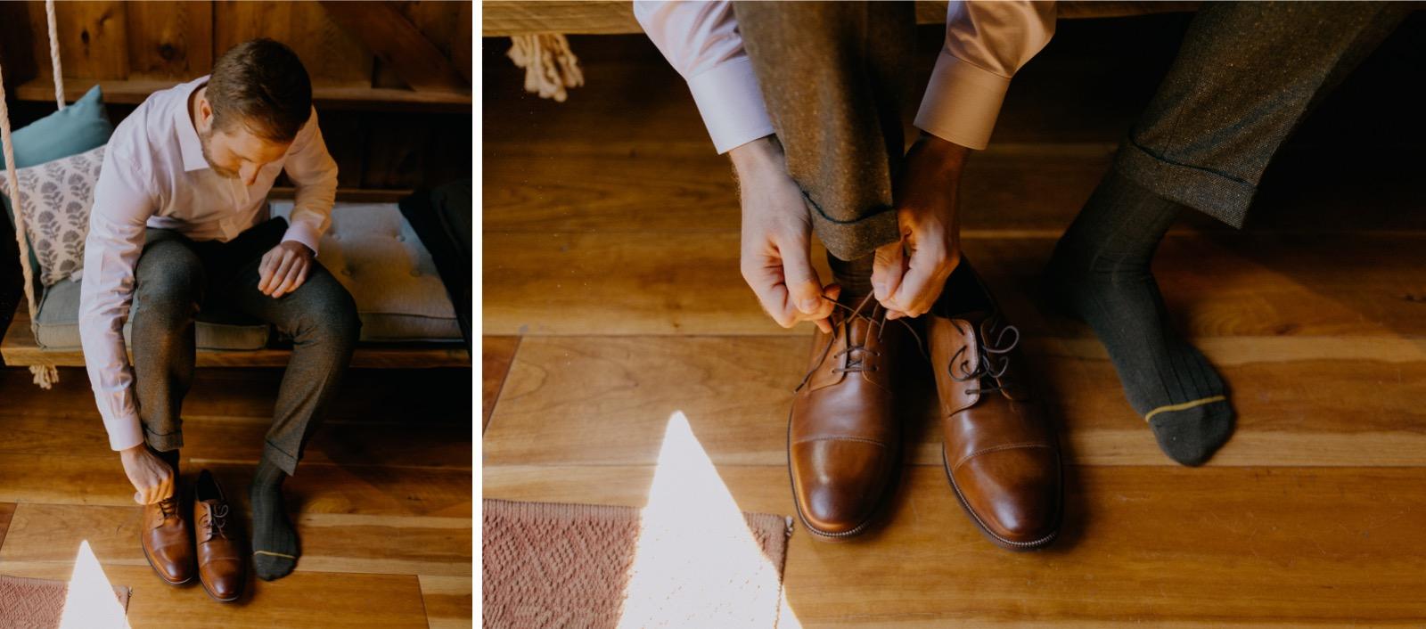 005_Emily & Jeff Wedding 0033_Emily & Jeff Wedding 0032_cabin_groom_wedding_getting-ready
