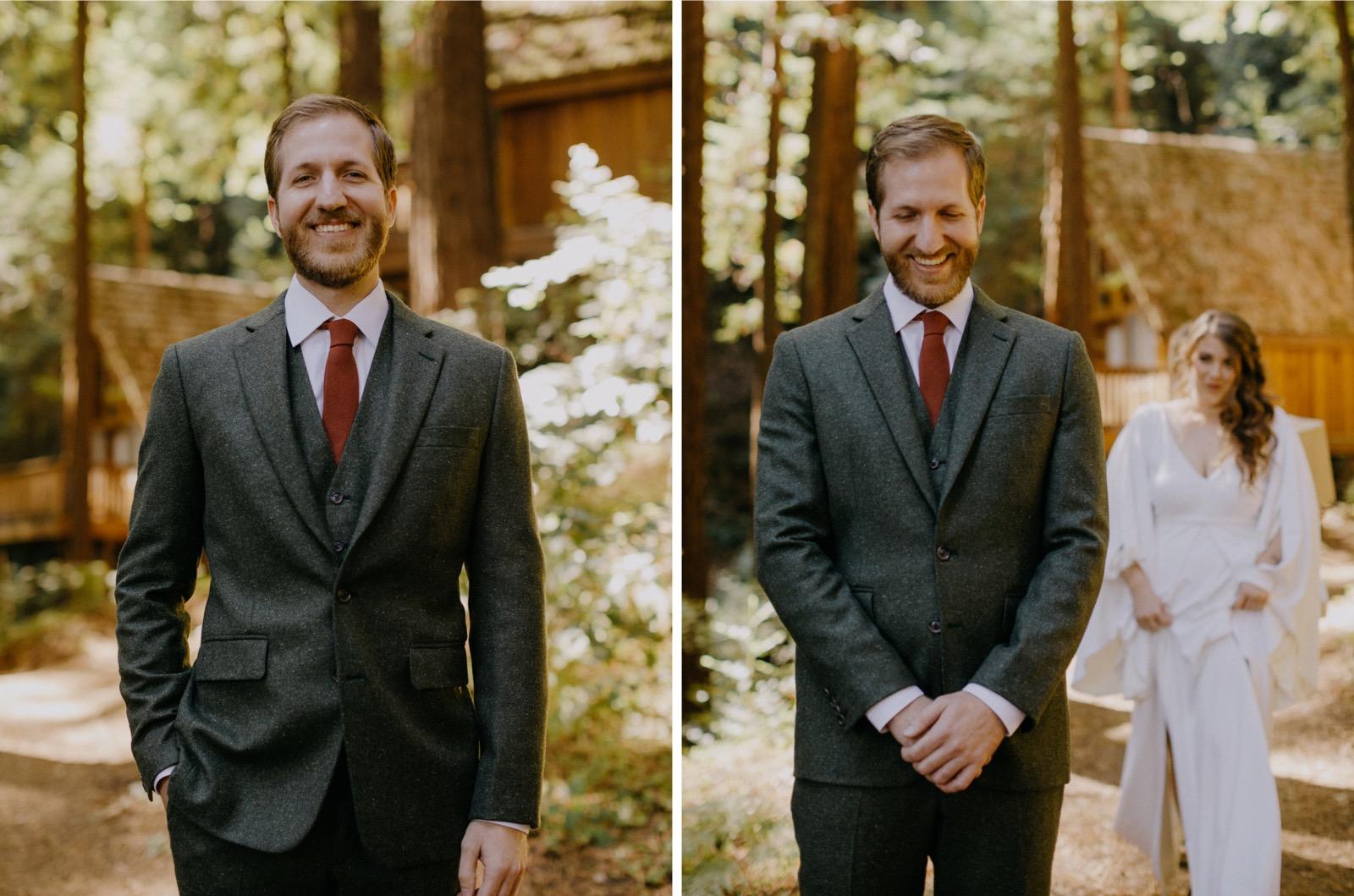 027_Emily & Jeff Wedding 0197_Emily & Jeff Wedding 0190_forest_bride_outdoor_first-look_moments_groom_wedding