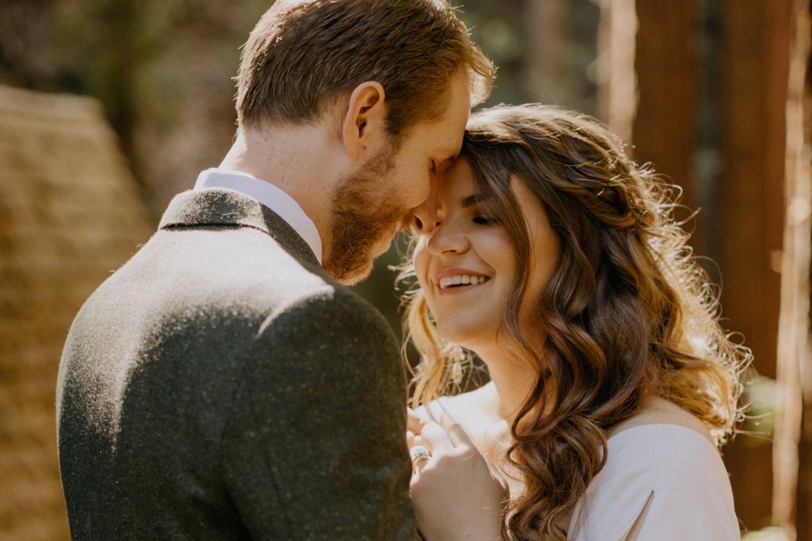 030_Emily & Jeff Wedding 0242_forest_bride_outdoor_first-look_moments_groom_wedding