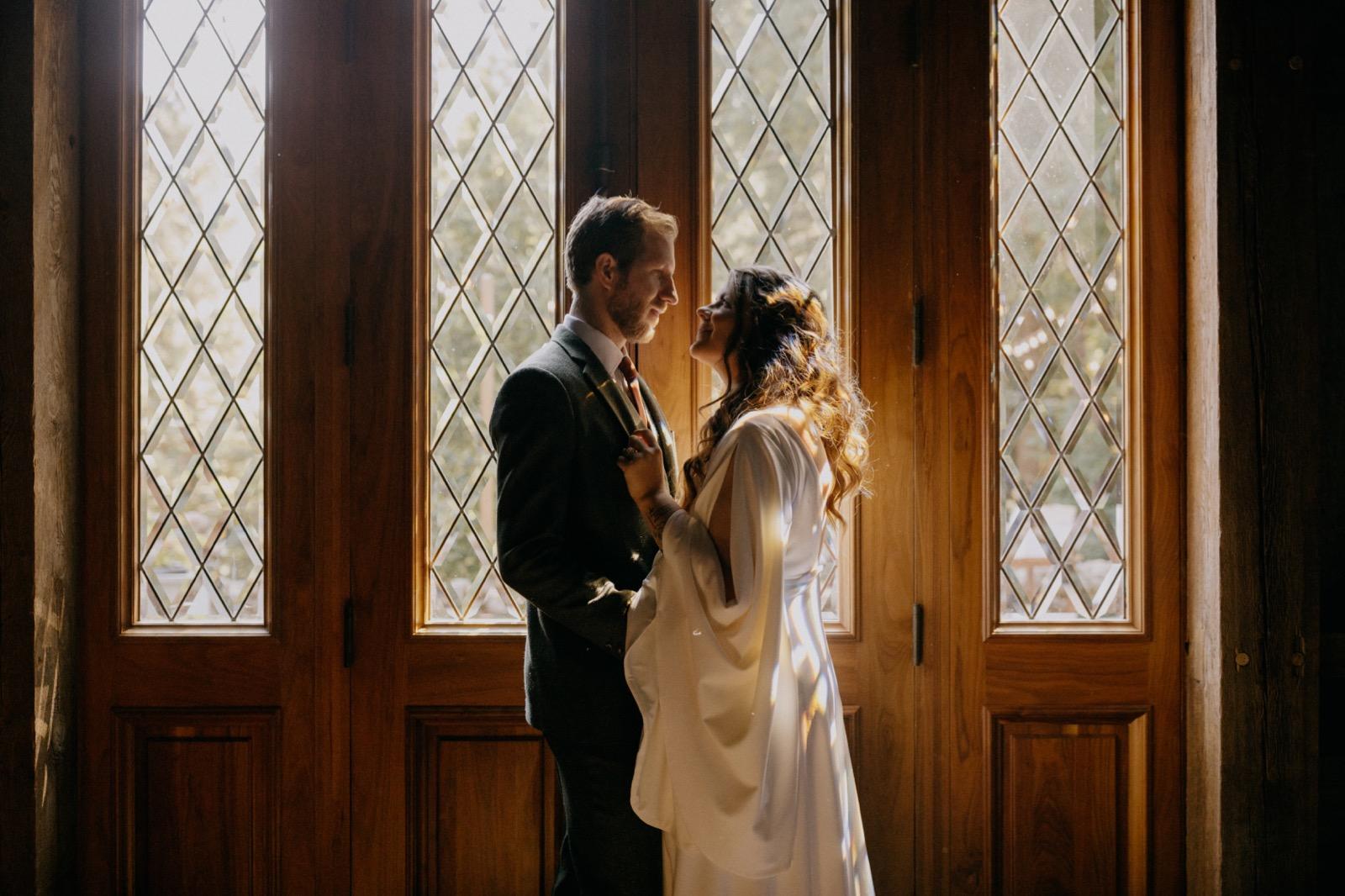 034_Emily & Jeff Wedding 0249_intimate_waterfall-lodge_forest_wedding_portrait_outdoor