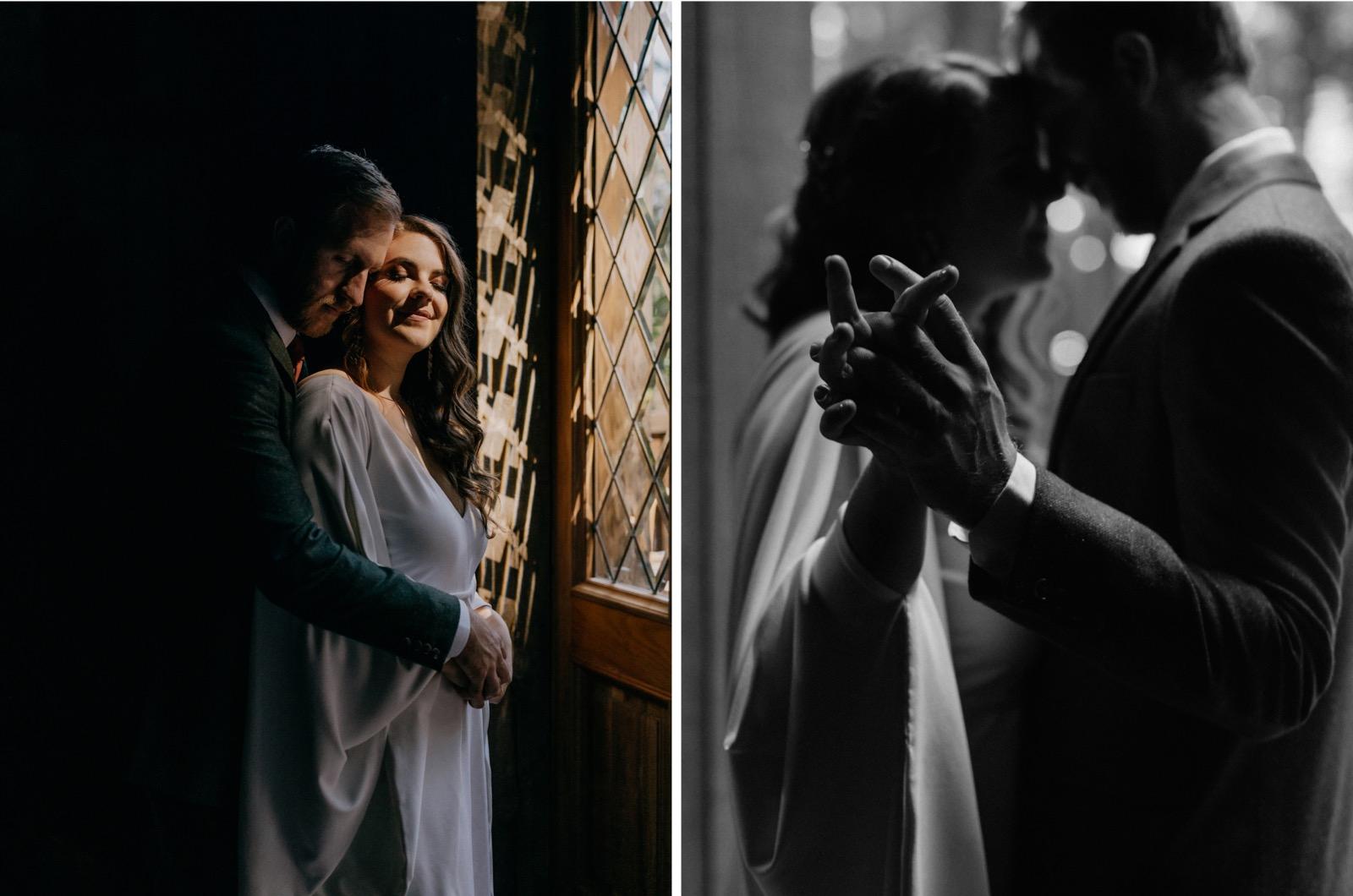 036_Emily & Jeff Wedding 0280_Emily & Jeff Wedding 0287_outdoor_waterfall-lodge_forest_wedding_portrait_intimate