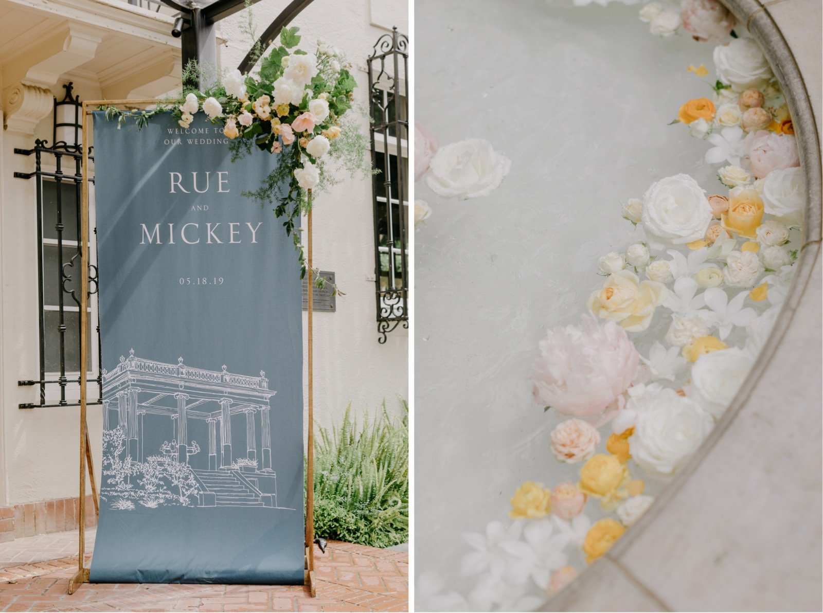 Mickey & Rue Montalvo Arts Wedding 0070