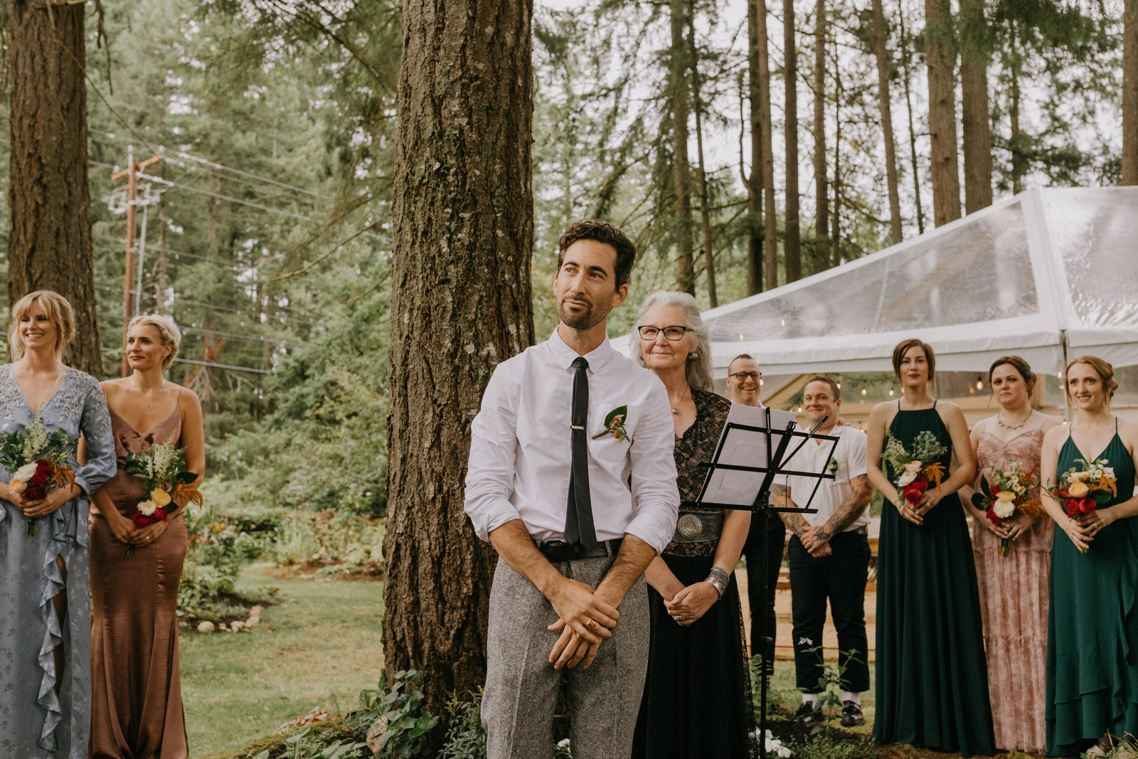 Matthew and Autumn Intimate Outdoor Backyard Wedding_0102
