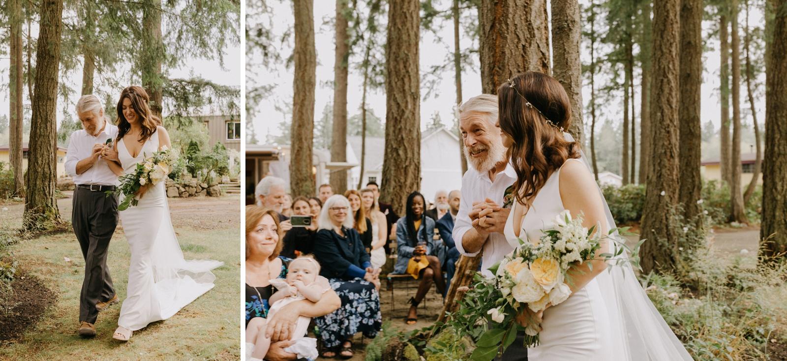 Matthew and Autumn Intimate Outdoor Backyard Wedding_0111