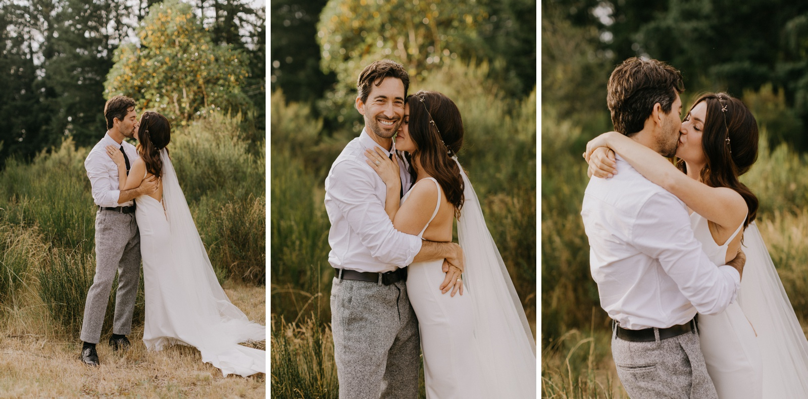 Matthew and Autumn Intimate Outdoor Backyard Wedding_0163