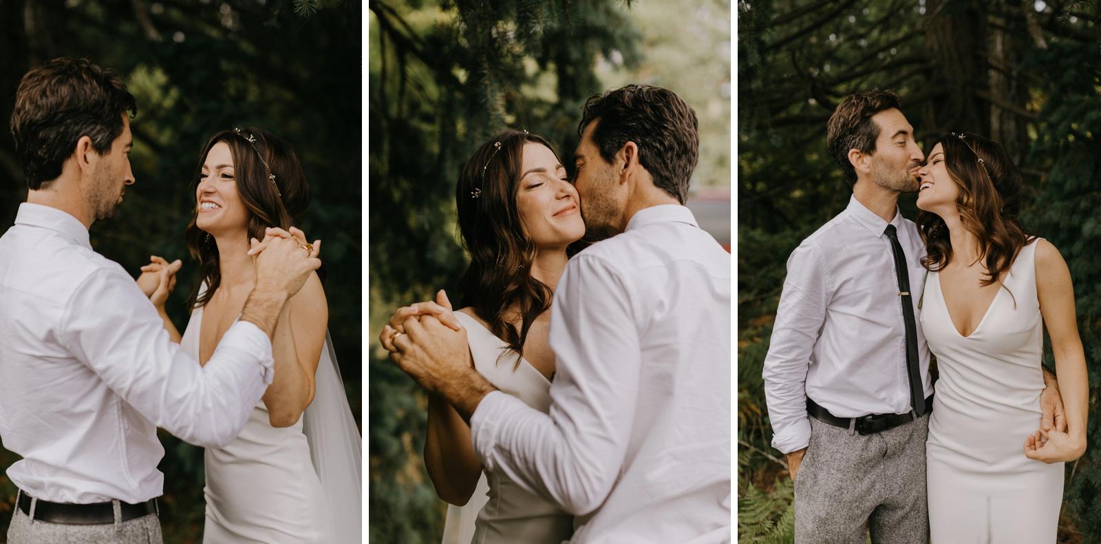 Matthew and Autumn Intimate Outdoor Backyard Wedding_0171