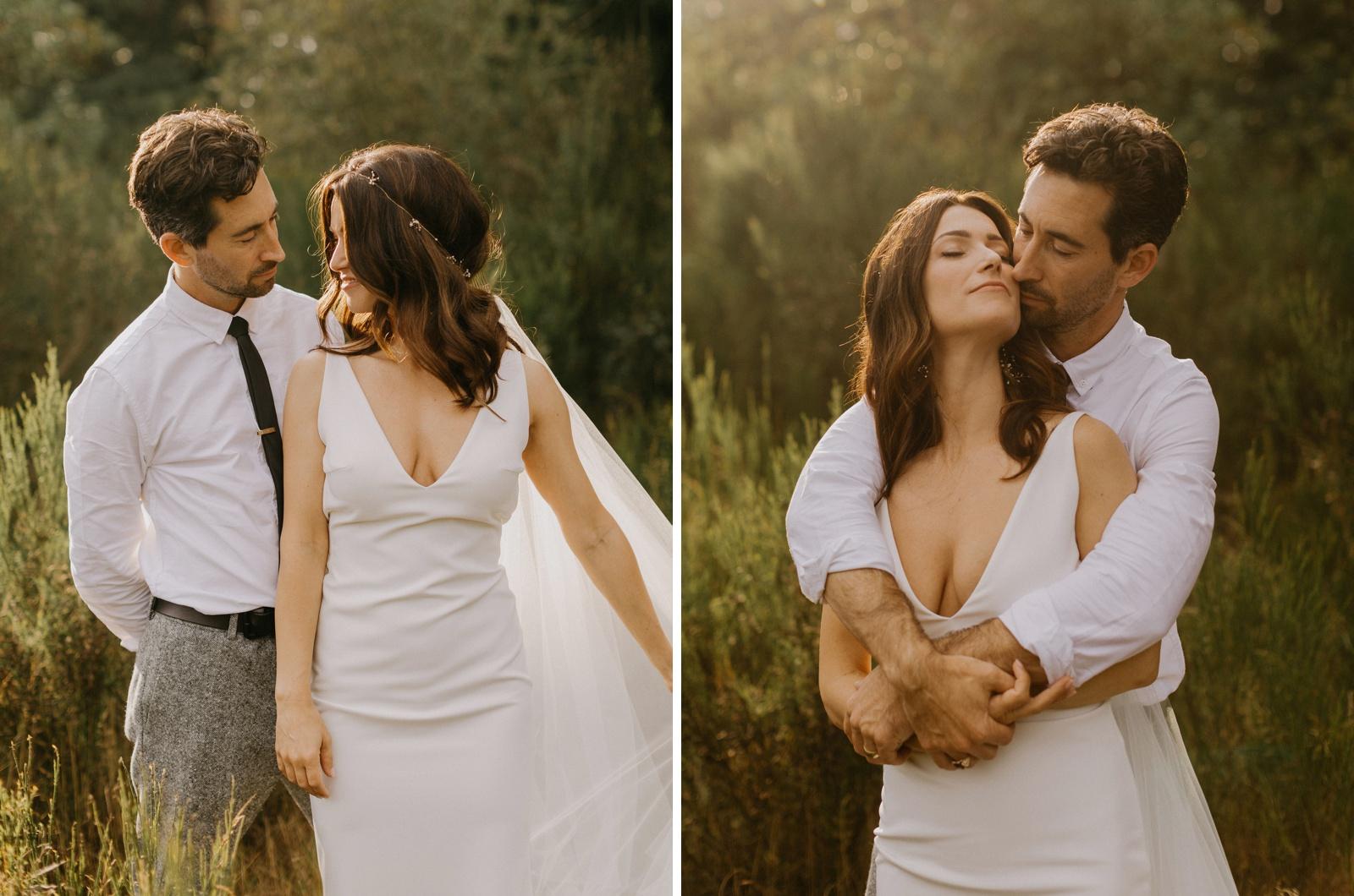Matthew and Autumn Intimate Outdoor Backyard Wedding_0172