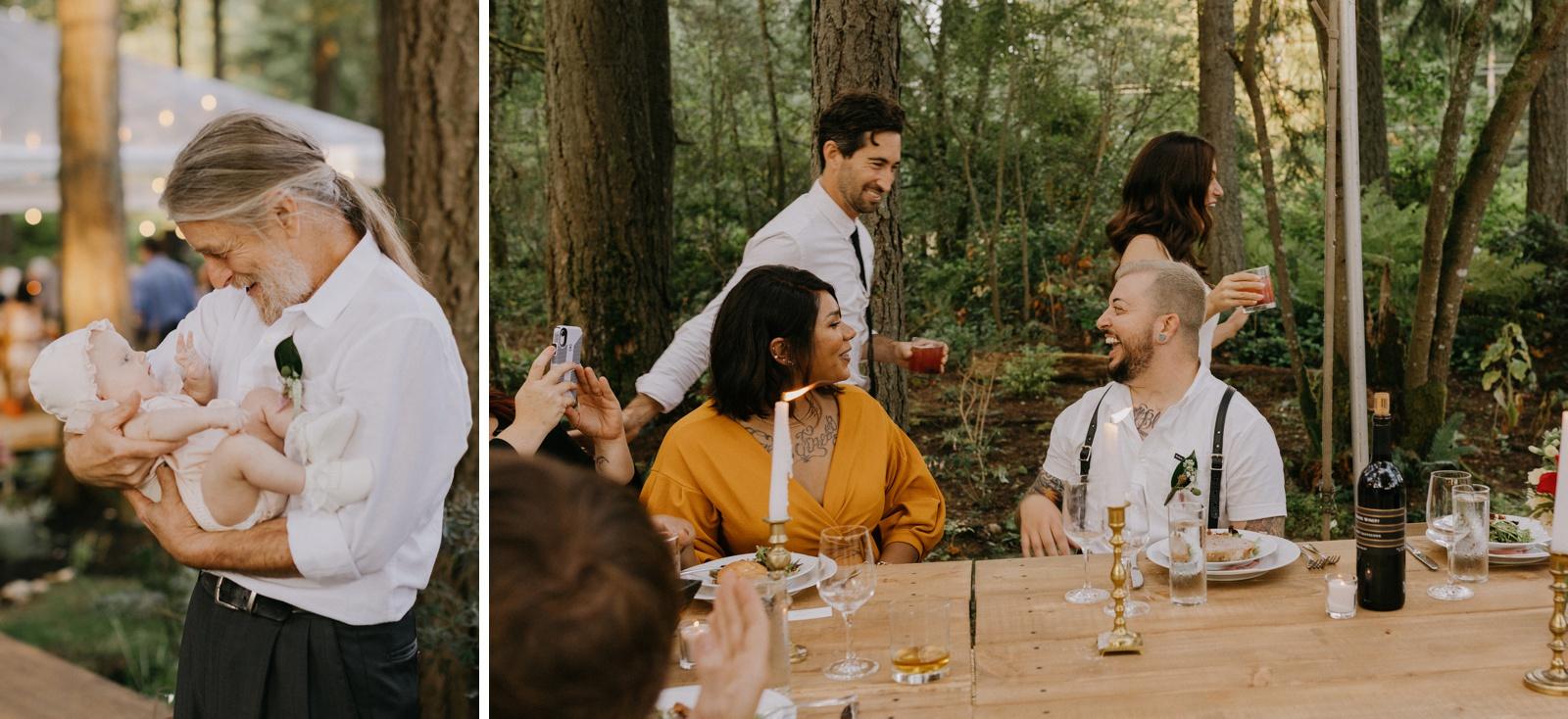 Matthew and Autumn Intimate Outdoor Backyard Wedding_0184