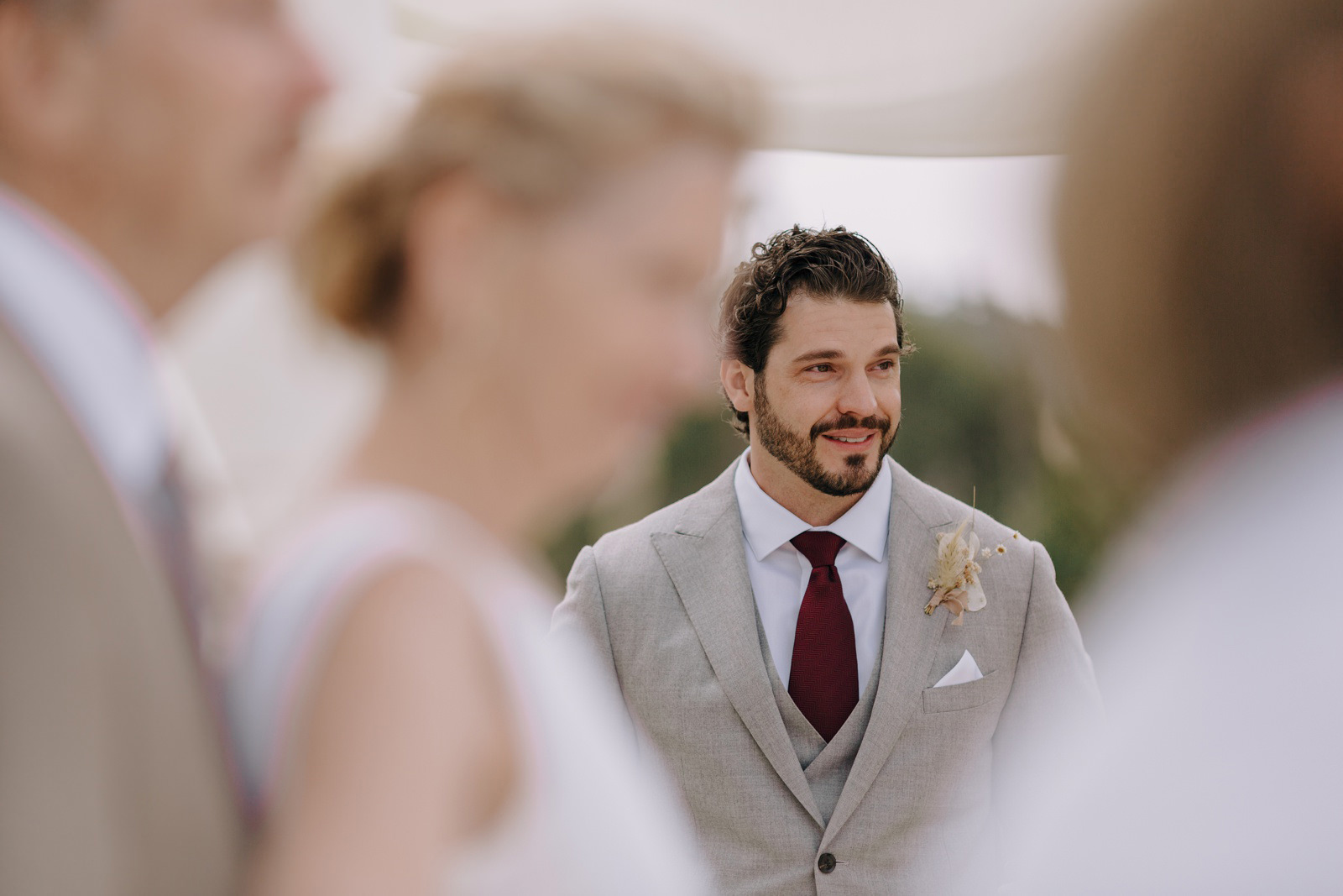 micro wedding carmel
