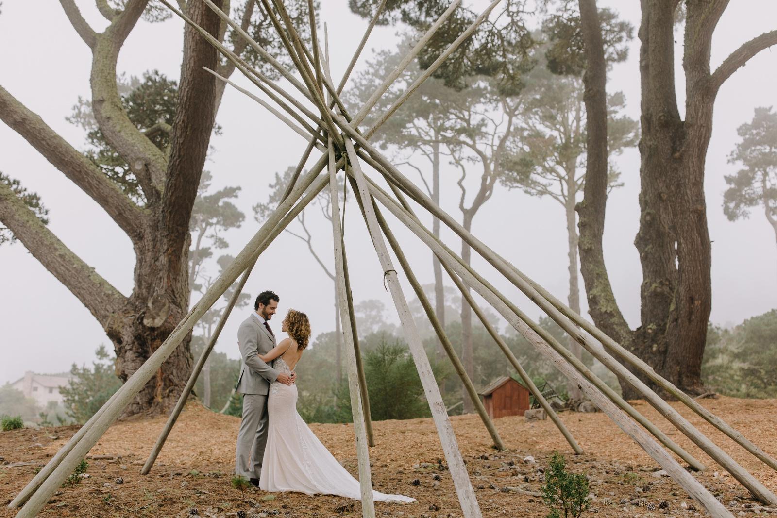 Carmel Intimate Wedding_0212